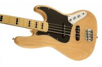 Squier Vintage Modified 70s Jazz Bass MN, Nature *2nd Hand*