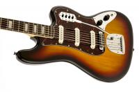 Squier Vintage Modified Bass VI, 3 Tone Sunburst
